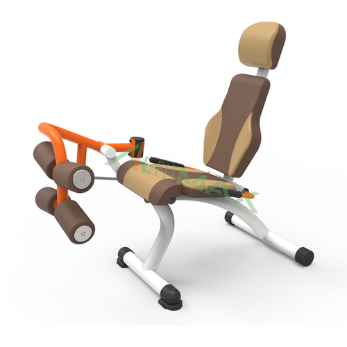 FM-14Leg flexion and extension trainer